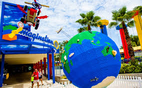 Legoland Florida Map by Legoland Florida Resort Attractions Travel Leisure