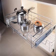 Kitchen Cabinets Baskets by Kitchen Cabinet Baskets India Kitchen