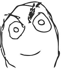 Evil Face Meme - angry evil smile angie pinterest internet