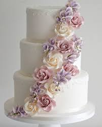 3 tier wedding cake wedding 3 tier cakes doulacindy doulacindy