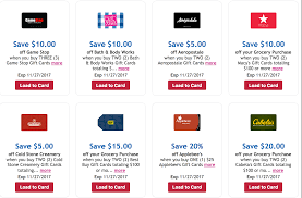 giftcard deals kroger 4x fuel points many gift card deals doctor of credit