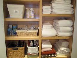 linen closet before after