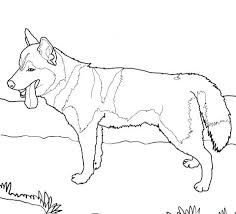 coloring page of a big dog dog coloring pages printable for dog coloring pages for kids print