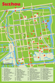 Detailed Map Of China by Suzhou Travel Maps Printable Hi Res Tourist Map Of Suzhou China