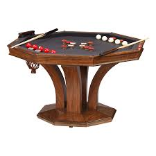 Octagon Poker Table Plans Table Bumper Pool Poker Table Memorable 3 1 Bumper Pool Dining