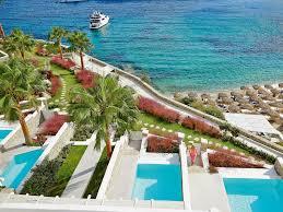 mykonos blu grecotel psarou greece booking com