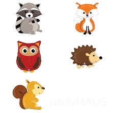 owl balloons woodland animal balloons fox balloon hedgehog balloon squirrel