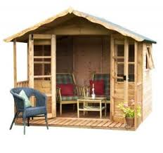 how to decorate a summer house