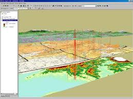 Map Of Albania Gis Map Of Berat Albania Oil Wells Satellite Imaging Corp