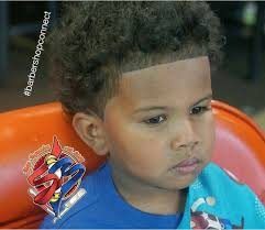 little boy hair styles with mixed curly hair adorable curly fro w a fresh shape up all things hair