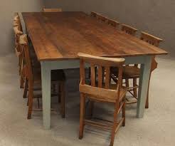Large Rustic Pine Kitchen Table Pin Related For Rustic Kitchen - Pine kitchen tables and chairs