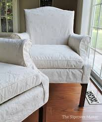slipcovered chair dining room chair slipcovers the slipcover maker