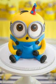 despicable me minion birthday party popsugar moms