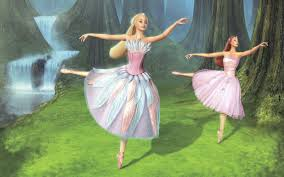 odette and fairy queen barbie of swan lake barbie of swan lake