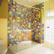 Best Bathroom Ideas Images On Pinterest Bathroom Ideas Tiles - Funky bathroom designs
