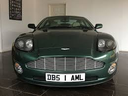 used aston martin db9 used aston racing green aston martin vanquish for sale west sussex