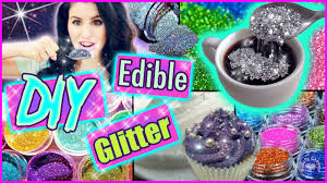 where to find edible glitter diy edible glitter eat glitter for breakfast delicious