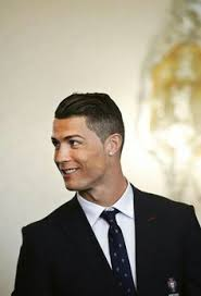 hairstyles for brain surgery patients was ronaldo s new haircut a tribute to a child s brain surgery