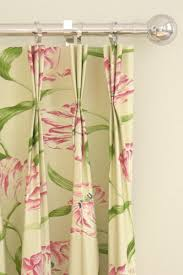 Curtain Dancing Dancing Tulips Curtains By Sanderson Wallpaper Direct