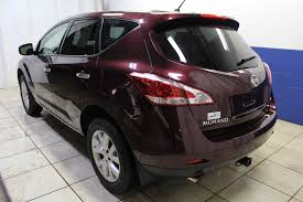 pre owned 2013 nissan murano awd 4dr s sport utility in morton