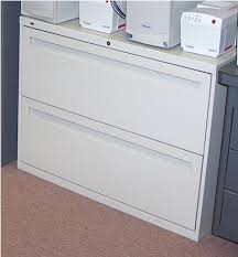 White Filing Cabinet 2 Drawer 2 Drawer Lateral File Cabinet White Office Equipment Sale