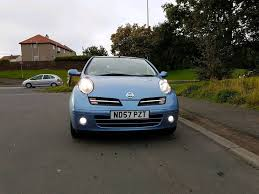 nissan micra how many seats price reduced nissan micra c c 1 6 essenza convertible leather
