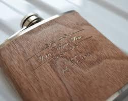Wooden Flasks Hip Flask Etsy