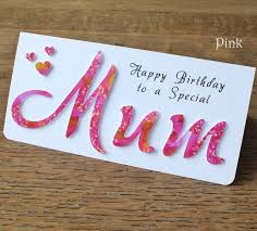 handmade birthday greeting cards for mother infocard co