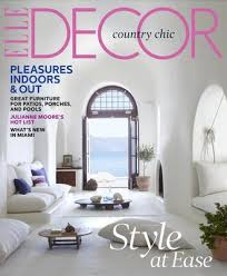 elle decor magazine features new european ledge stone profile