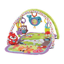 Fisher Price Activity Chair Fisher Price Busy Baby 3 In 1 Woodland Play Gym
