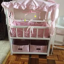 badger basket doll crib with cabinet find more badger basket canopy doll crib with baskets bedding