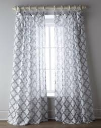 White And Grey Curtains Light Blue And White Curtains Decorating Mellanie Design