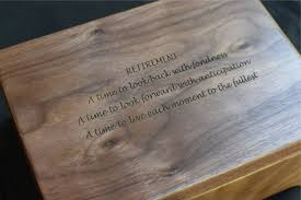keepsake box personalized walnut keepsake box valet box personalized keepsake box from