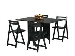 Folding Dining Table Set Kitchen Table Folding Folding Dining Table For Space Saving