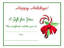 printable christmas gift vouchers free printable christmas gift cards fun for christmas