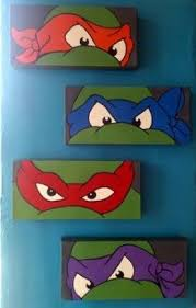 25 ninja turtles art ideas ninja turtles