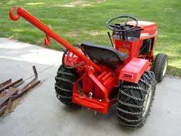 19 best garden tractors and small loaders images on pinterest