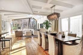 Fabric Covered Dining Room Chairs Lighting Ideas Rectangle Dining Room Chandelier Over Wooden