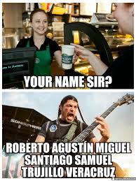 Metal Meme - your name sir