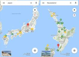 Googlle Maps Tipps Um Eine Reise Zu Planen Mit Google Maps Talkasia