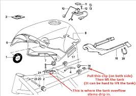 bmw k100 tank drain google search bmw k 75 100 pinterest