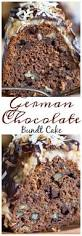 easy german chocolate bundt cake recipe food curation