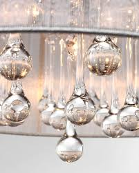 Chandelier Lamp Shades With Crystals by Drum Shade Chandelier Light Lamp Crystal Good Looking 8 Buy