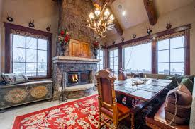 Contemporary Mountain Cabin Beaver Creek Mansion Asking 10 95m Is Your Quintessential