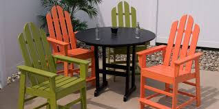 Patio Furniture Buying Guide by Recycled Plastic Patio Furniture Patioliving