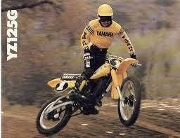 motocross bikes yamaha 1980 yamaha yz125g photo courtesy of vintage factory vintage