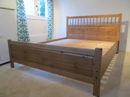 Rykene Bed Frame Ikea Hemnes Bed Headboards Vine Dine King Bed Ikea
