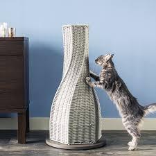 Cool Cat Scratchers Refined Feline Calypso Cat Scratcher Review Cool Stuff For Cats