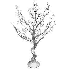 manzanita tree centerpiece silver manzanita wishing tree centerpiece smarty had a party