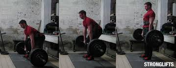 Bench Squat Deadlift Workout How To Deadlift With Proper Form The Definitive Guide Stronglifts